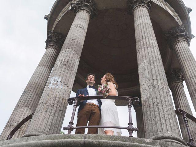 Le mariage de David et Maria à Saint-Denis-d'Orques, Sarthe 17