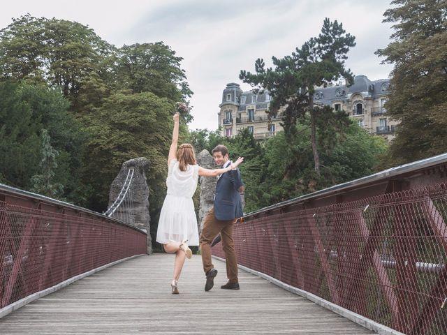 Le mariage de David et Maria à Saint-Denis-d'Orques, Sarthe 18