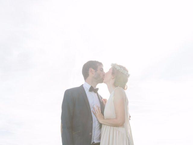 Le mariage de David et Maria à Saint-Denis-d'Orques, Sarthe 24