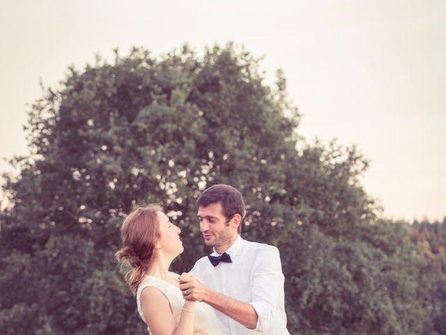 Le mariage de David et Maria à Saint-Denis-d'Orques, Sarthe 40
