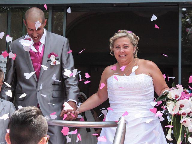 Le mariage de Grégory et Mélanie à Carbonne, Haute-Garonne 25