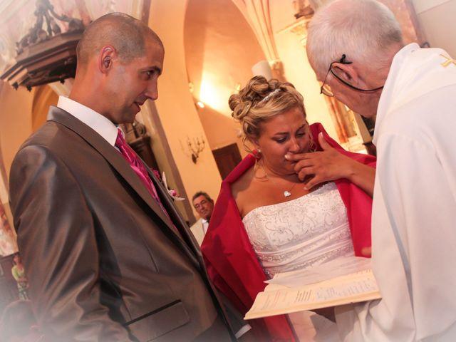 Le mariage de Grégory et Mélanie à Carbonne, Haute-Garonne 34