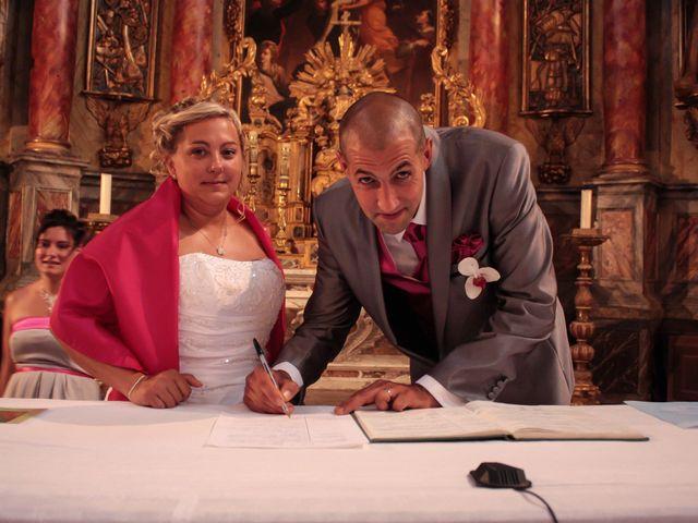 Le mariage de Grégory et Mélanie à Carbonne, Haute-Garonne 36