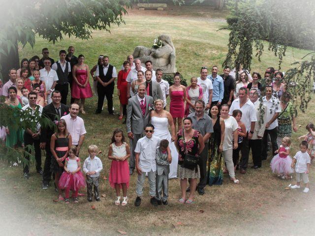 Le mariage de Grégory et Mélanie à Carbonne, Haute-Garonne 40