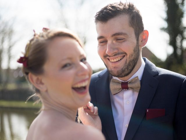 Le mariage de Canelle et Antoine