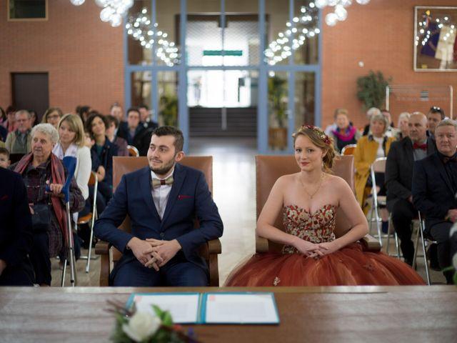 Le mariage de Antoine et Canelle à Marquette-lez-Lille, Nord 7