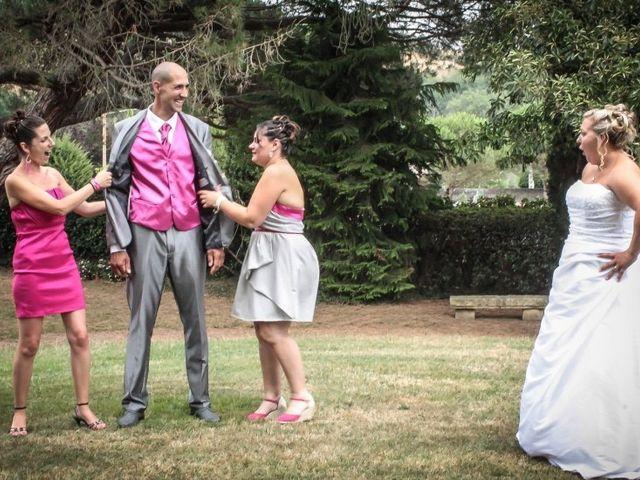 Le mariage de Mélanie et Grégory