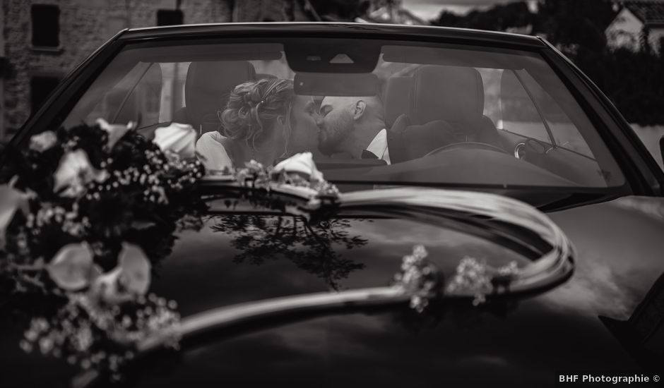 Le mariage de Anthony et Océane à Châteauneuf, Loire