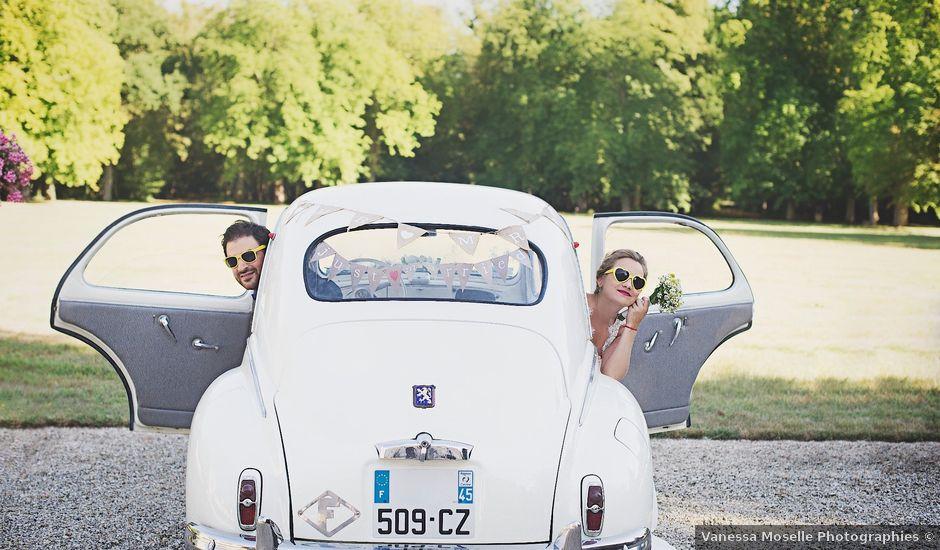 Le mariage de Alexandre et Delphine à Orléans, Loiret
