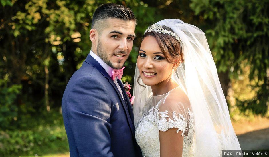 Le mariage de Jérémy et Nabila à Morsang-sur-Orge, Essonne