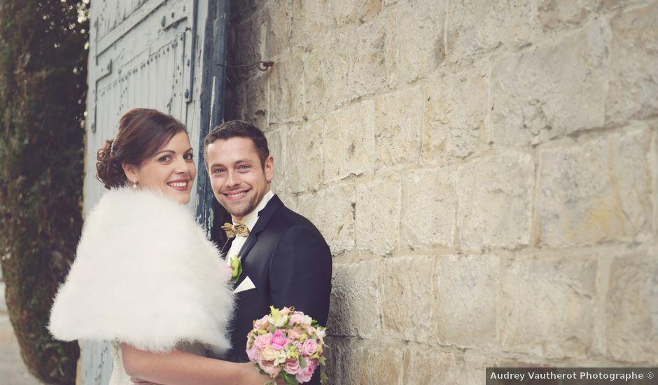 Le mariage de Fabien et Audrey à Beuvrages, Nord