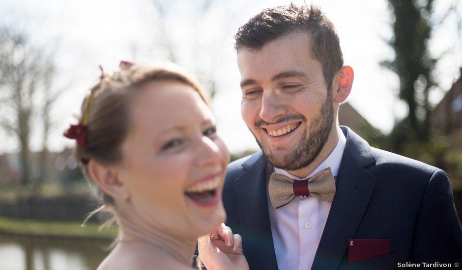 Le mariage de Antoine et Canelle à Marquette-lez-Lille, Nord