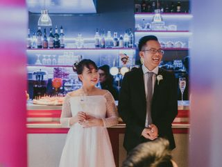 Le mariage de Thuy et Binh