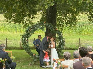 Le mariage de Julie  et Bertrand