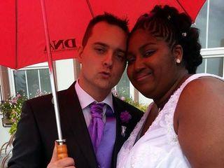 Le mariage de Jessica et Emmanuel 1