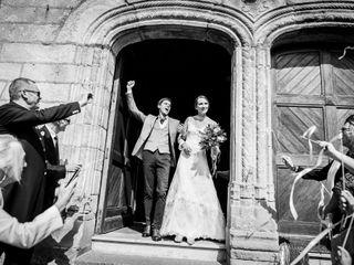 Le mariage de Marthe et Pierre