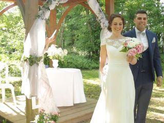 Le mariage de Laura et Walid