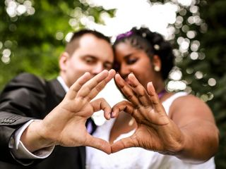 Le mariage de Jessica et Emmanuel