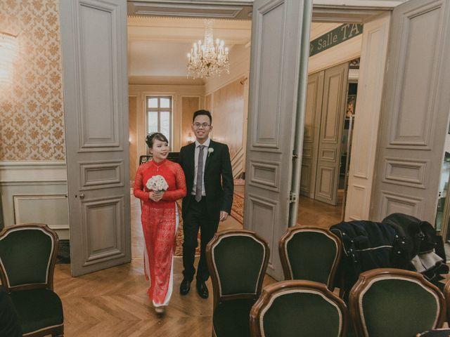 Le mariage de Binh et Thuy à Rueil-Malmaison, Hauts-de-Seine 5