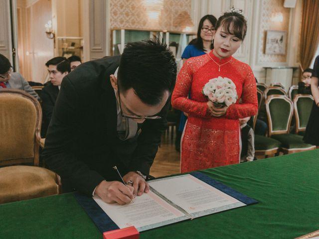 Le mariage de Binh et Thuy à Rueil-Malmaison, Hauts-de-Seine 10