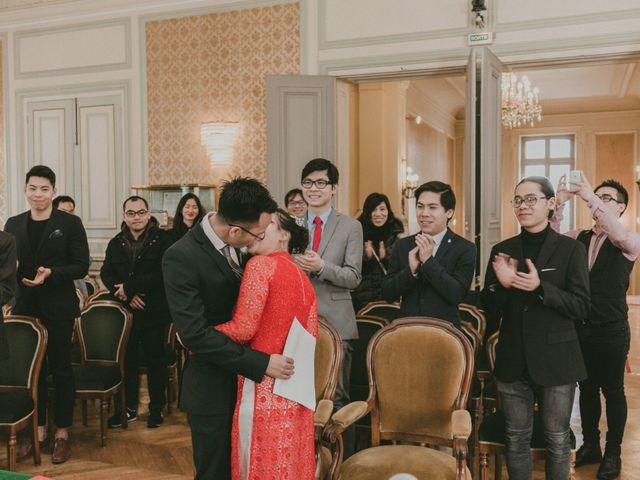 Le mariage de Binh et Thuy à Rueil-Malmaison, Hauts-de-Seine 12