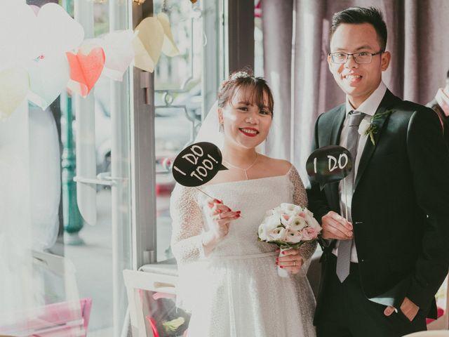 Le mariage de Binh et Thuy à Rueil-Malmaison, Hauts-de-Seine 17