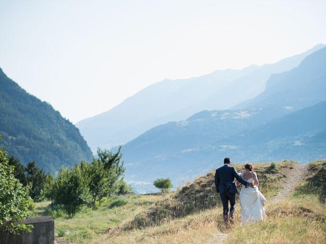 Le mariage de Arnaud et Aurélie à Le Monêtier-les-Bains, Hautes-Alpes 4