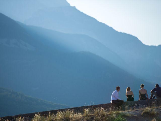 Le mariage de Arnaud et Aurélie à Le Monêtier-les-Bains, Hautes-Alpes 9