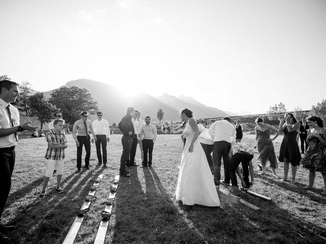 Le mariage de Arnaud et Aurélie à Le Monêtier-les-Bains, Hautes-Alpes 10