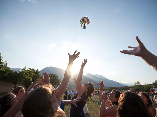 Le mariage de Arnaud et Aurélie à Le Monêtier-les-Bains, Hautes-Alpes 1