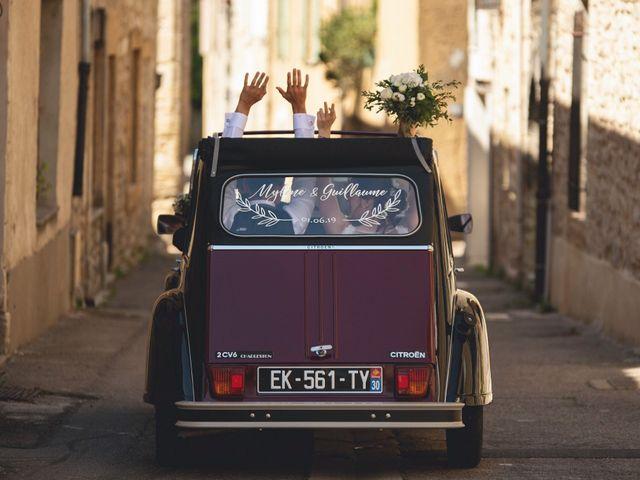 Le mariage de Guillaume et Mylène à Vallabrègues, Gard 8
