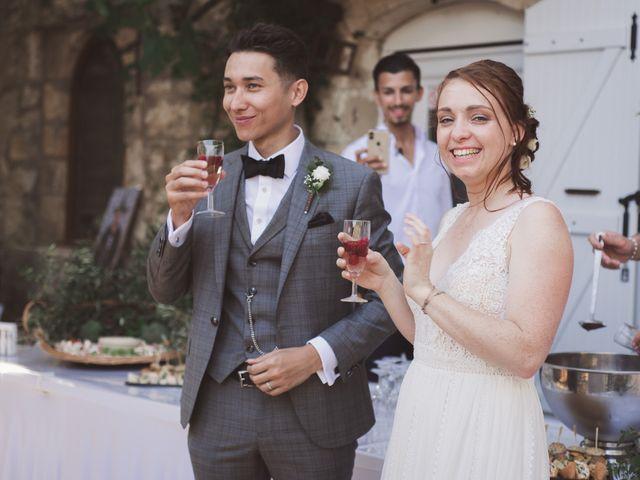 Le mariage de Guillaume et Mylène à Vallabrègues, Gard 11