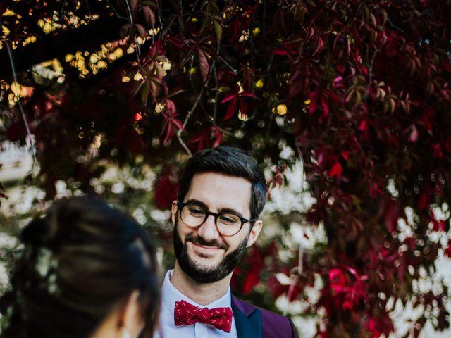 Le mariage de Fabien et Charline à Tourrettes-sur-Loup, Alpes-Maritimes 1