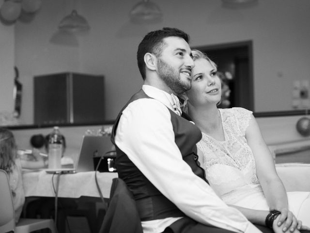 Le mariage de Mickael et Barbara à Escalans, Landes 6
