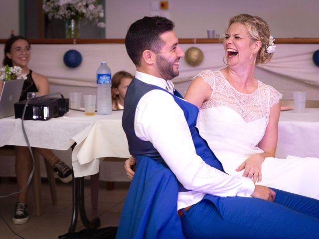 Le mariage de Mickael et Barbara à Escalans, Landes 8