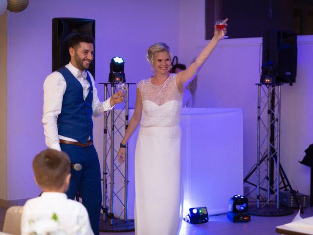 Le mariage de Mickael et Barbara à Escalans, Landes 11