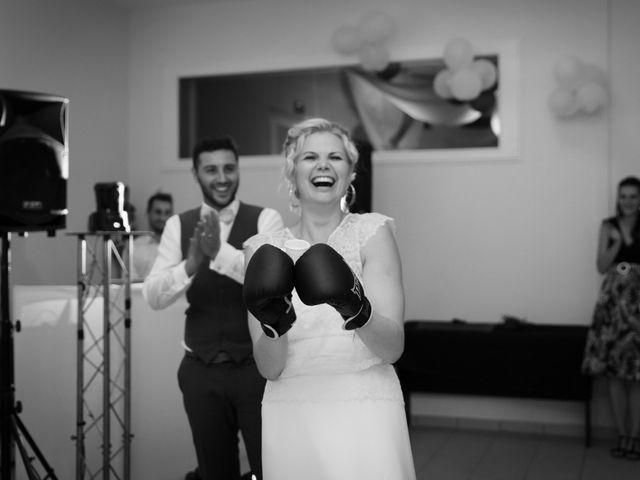 Le mariage de Mickael et Barbara à Escalans, Landes 13