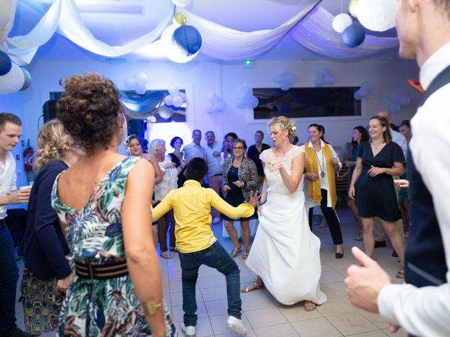 Le mariage de Mickael et Barbara à Escalans, Landes 16