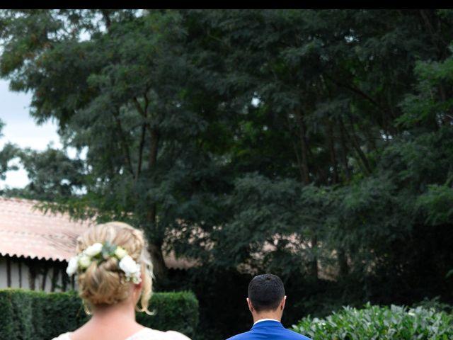 Le mariage de Mickael et Barbara à Escalans, Landes 21