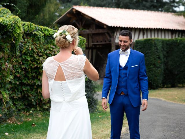Le mariage de Mickael et Barbara à Escalans, Landes 22