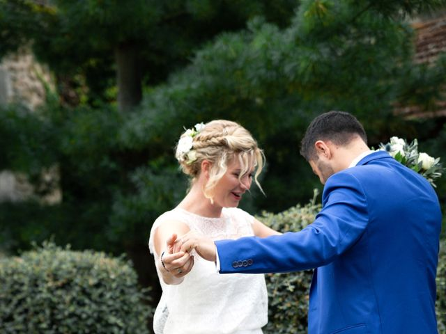 Le mariage de Mickael et Barbara à Escalans, Landes 23