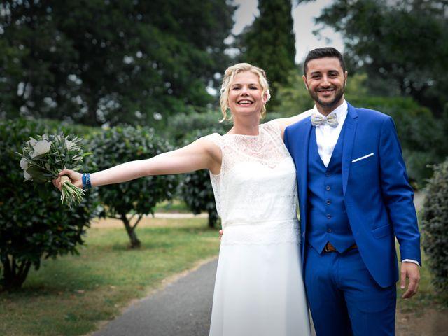 Le mariage de Barbara et Mickael