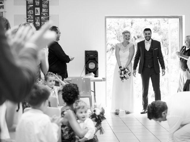 Le mariage de Mickael et Barbara à Escalans, Landes 26