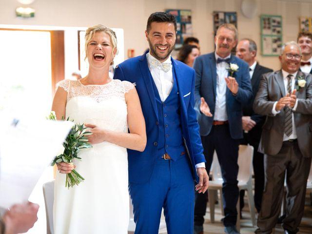 Le mariage de Mickael et Barbara à Escalans, Landes 27