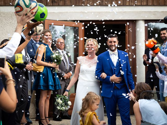Le mariage de Mickael et Barbara à Escalans, Landes 29