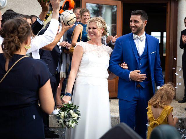 Le mariage de Mickael et Barbara à Escalans, Landes 30