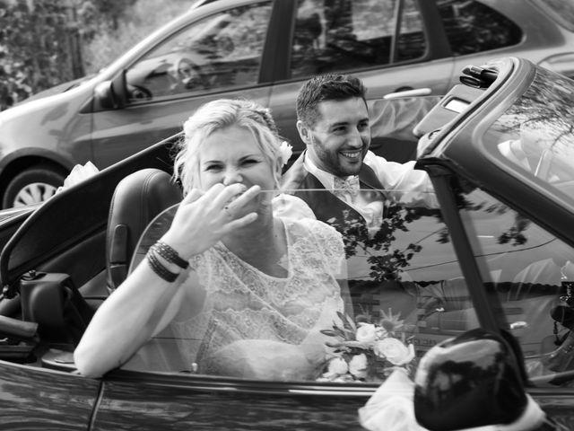 Le mariage de Mickael et Barbara à Escalans, Landes 31