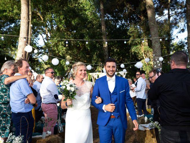 Le mariage de Mickael et Barbara à Escalans, Landes 36