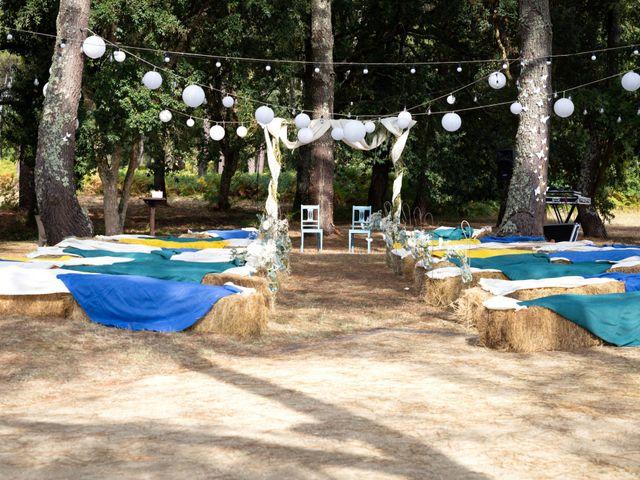 Le mariage de Mickael et Barbara à Escalans, Landes 42