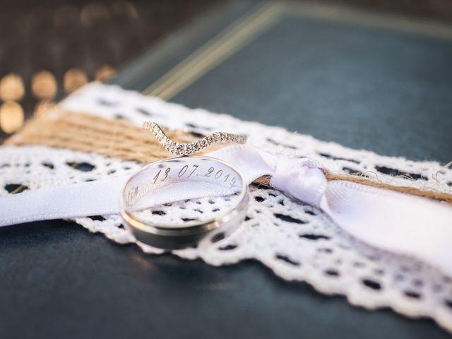 Le mariage de Martin et Charlotte à Saint-Laurent-d'Aigouze, Gard 6